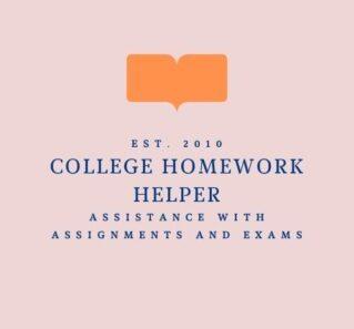 college-homework-helper
