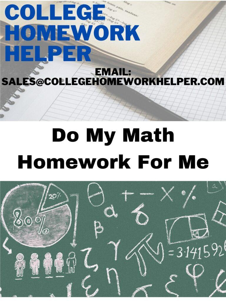 do-my-math-homework